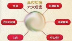 鼻中隔偏曲的常见症状有哪些