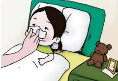 小孩患有鼻炎会出现哪些症状