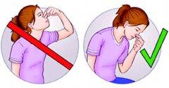 重庆儿童鼻出血怎么处理好?