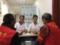 <b>重庆仁品耳鼻喉医院大型口腔健康讲座走进社区</b>